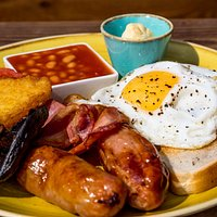 Breakfast anyone...