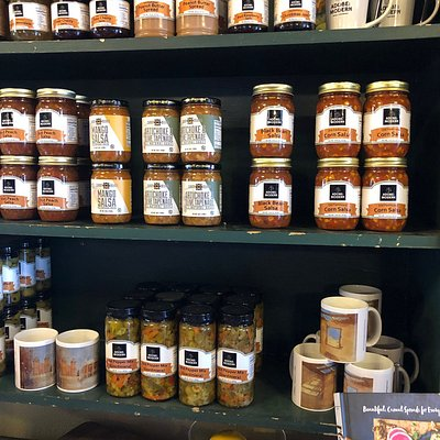 Great store for local items. Nice selection of New Mexico gourmet foods!