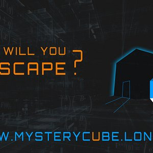 Mystery Cube - The Live Escape Room Game