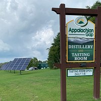 Our sign and solar collectors