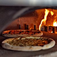 Wooden fired oven
