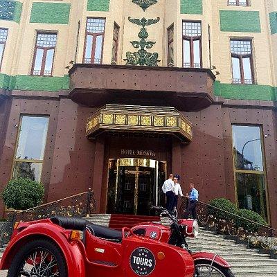 Belgrade Sidecar Tours