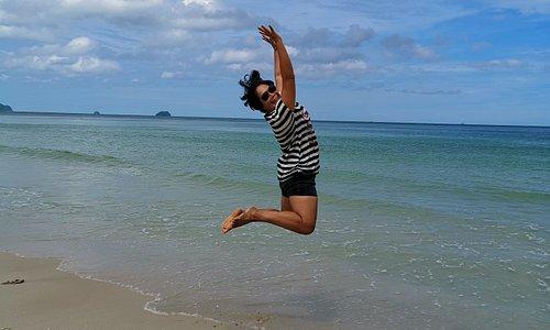 At thoung sang beach.. Pathiu.. Chumphon.