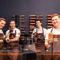 Chimney Cake Bakery Team <3