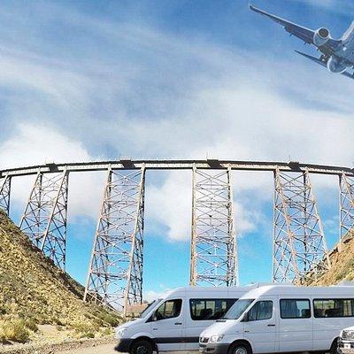¿Necesitás un traslado desde o hacia el Aeropuerto? Podés reservar tu traslado con anticipación.