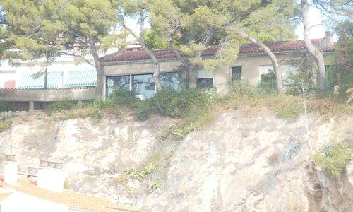 La maison du Commandant Cousteau