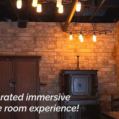 Immersive Escape Room Experience