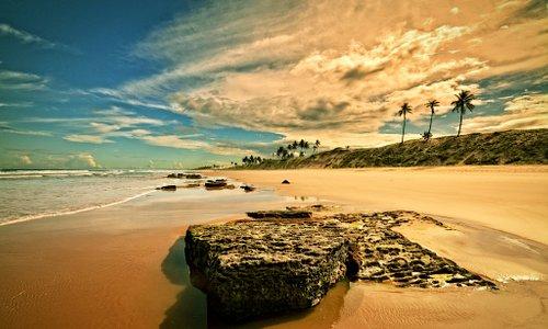 Praia de Massarandupió
