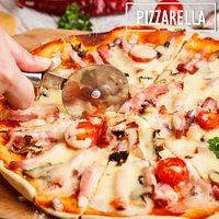 No can sauce here. Our pizza sauce is made fresh.Come and taste the difference