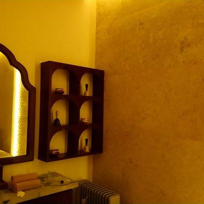 Tattva Spa treatment room at Holiday Inn, Jaipur