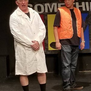 Something Dada! Cleveland's longest running Improvisational Comedy troupe. Based entirely on audience suggestions. No two shows are ever the same. Don't you wanna Dada?
