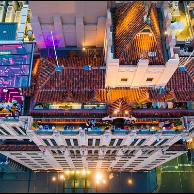 HENNESY Rooftop Bar, Mayfair Hotel Adelaide