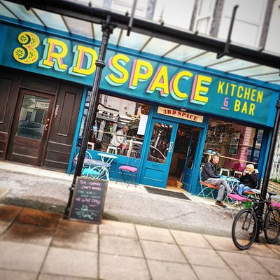 3RD SPACE Kitchen & Bar Llandudno