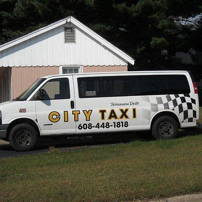 Dells City taxi