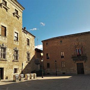 En la actualidad es la Casa de la Cultura de la ciudad.