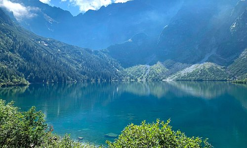 the Morskie Oko beauty shot