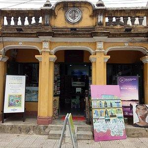 March Gallery at 42 Phan Boi Chau, Hoi An, Vietnam
