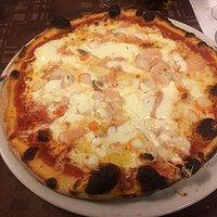 Pizza 4 Fromages, Brasserie des Voyageurs à Joigny (89)