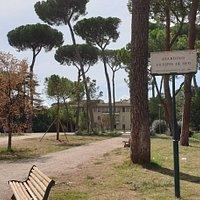 Giardino Giuseppe De Meo o Parco di Villa Massimo Vialetti