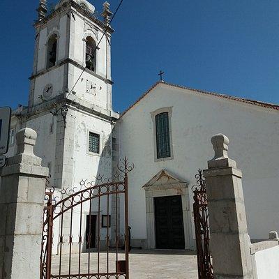 Igreja de São Tiago - Igreja Matriz de Sesimbra