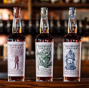 New whiskey from Redwood Empire....