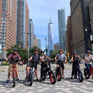 Manhattan Greenway Tour