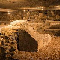 Area funeraria