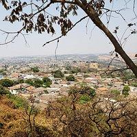 Vista do Morro da Capuava