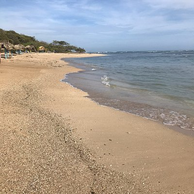 Playa cost Ámbar.