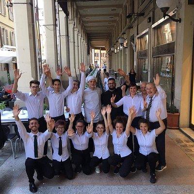 staff del Gran BAR BARDONESCHI