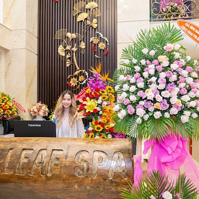 Gold Leaf Luxury Spa & Beauty