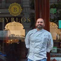 Osama Kutaini - Chef/Owner of Byblos
