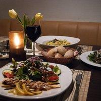 Leckere italienische Gerichte in gemütlicher Atmosphäre genießen.