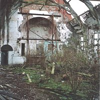 Our Grand Hall before it's restoration.