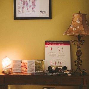 Bodywork Therapy Killarney - massage treatments available in private treatment room in Killarney, Kerry, Ireland.