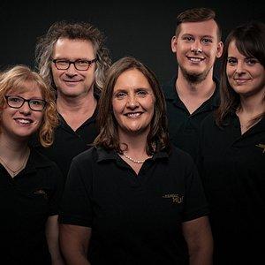 Weingut Huf - Das Team