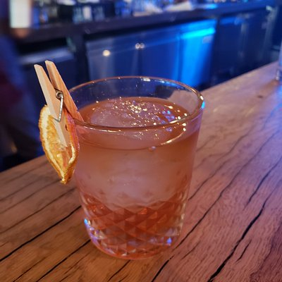 Smoked drink!