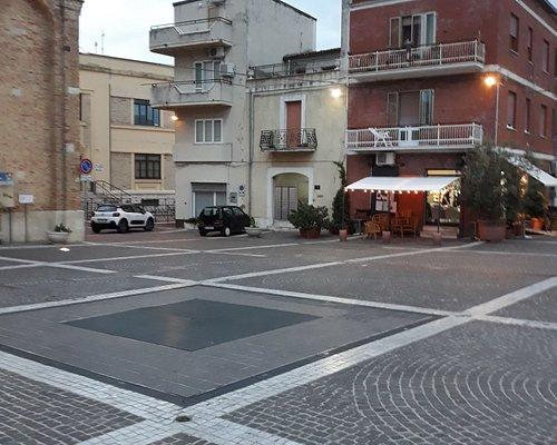 Piazza San Vitale
