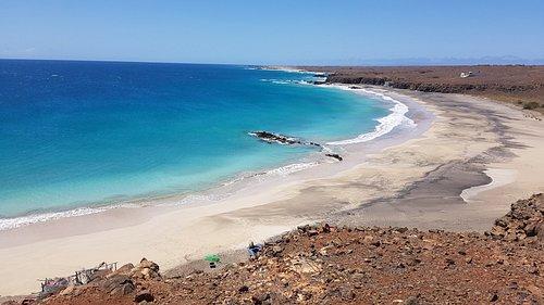Maio island beach