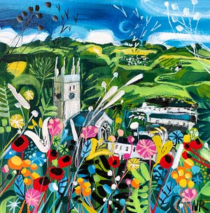 Natalie Rymer work sold in the gallery