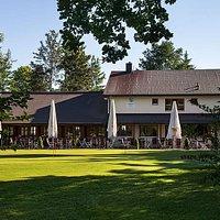 Unser Restaurant, direkt am Golfplatz in Ottobeuren