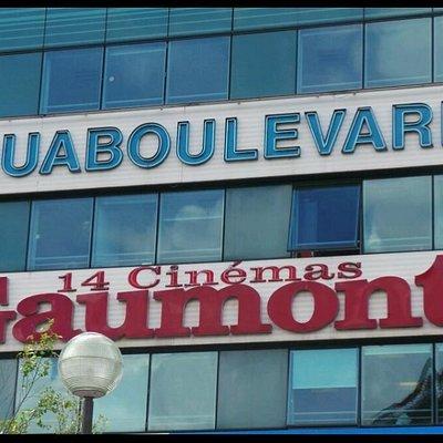 Cinéma Gaumont Aquaboulevard