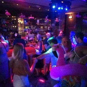 Theme party flamingo