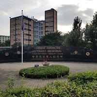 Chinese Veterans American Memorial