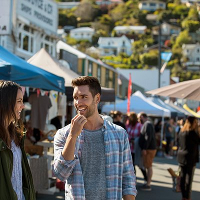Hidden Gems of Christchurch, Lyttelton Farmers Market