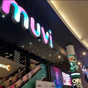 Muvi Cinemas Mall of Arabia