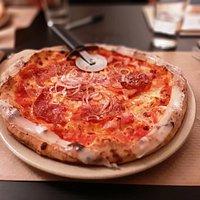 Detalle de la Pizza