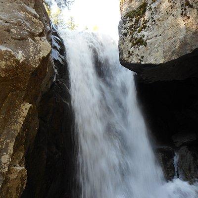 La cascade de Berard