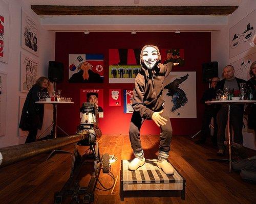 Opening expositie Art of Resistance'