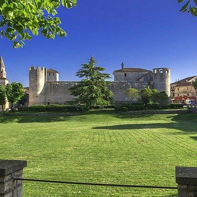 The medieval castle Morosini Grimani